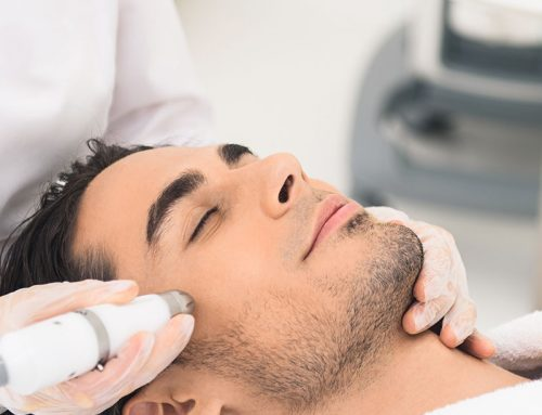 Men's Microdemabrasion