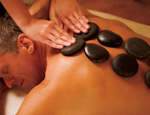 Men's Full Body Muscle Massage