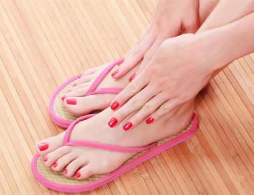 Gel Manicure and Pedicure  £67.50 – includes a £7.50 saving