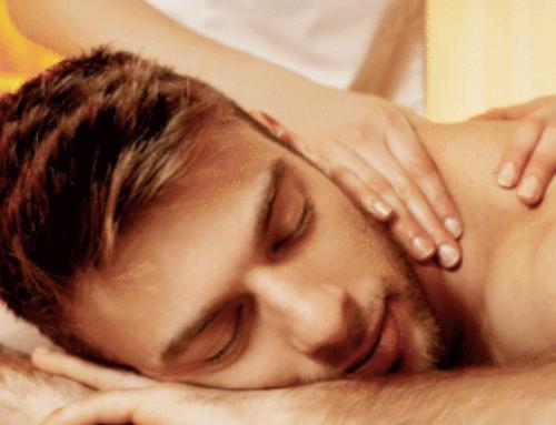 Men's Back, Neck & Shoulder Massage