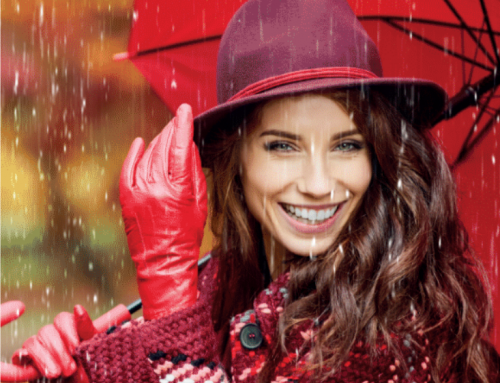 Hair  Smoothing  –  Stay  Frizz  Free  in  the  Rain!