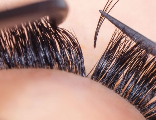 Semi-Permanent and Russian Lashes