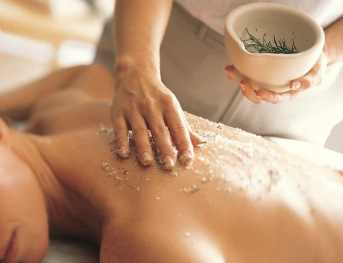 Figments of Imagination Body Exfoliation and Massage